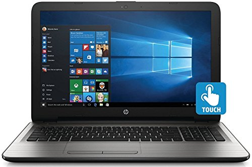 HP 15.6 Inch Touchscreen Laptop Computer (Intel...