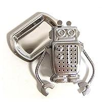 ロボット ティーインフューザー ROBOT ティーストレーナー 茶こし 茶漉し