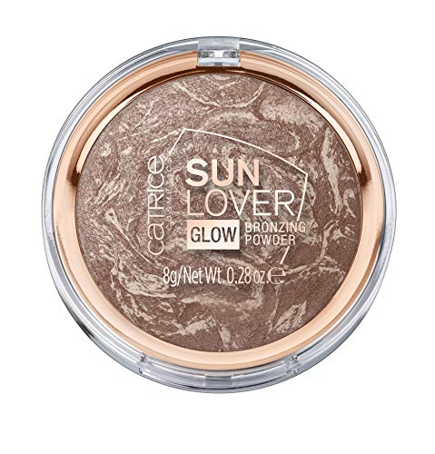 Catrice - Bronzer - Sun Lover Glow Bronzing Powder - Sun-kissed Bronze