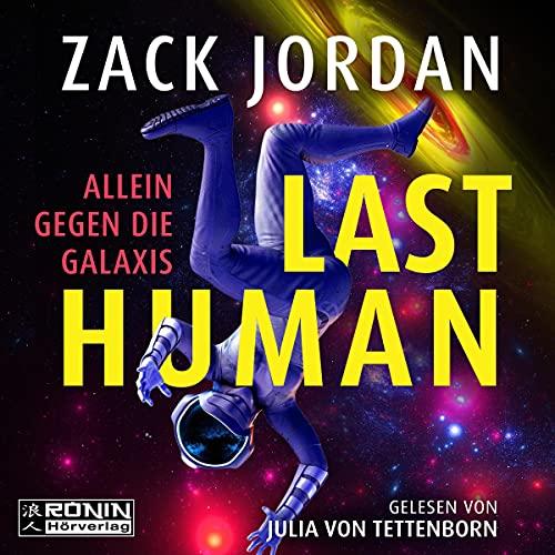 Last Human Titelbild
