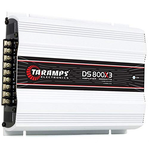 Taramps DS 800x3 1 Ohm 800 Watts Amplifier