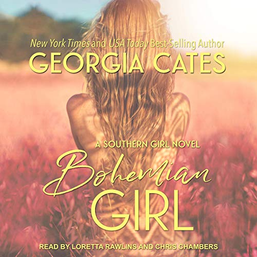 Bohemian Girl audiobook cover art