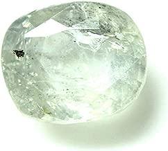 Neelam 4.58 Ct./5.09 Ratti Yellow Sapphire (Pukhraj) Certified Gemstone by Arihant Gems and Jewels