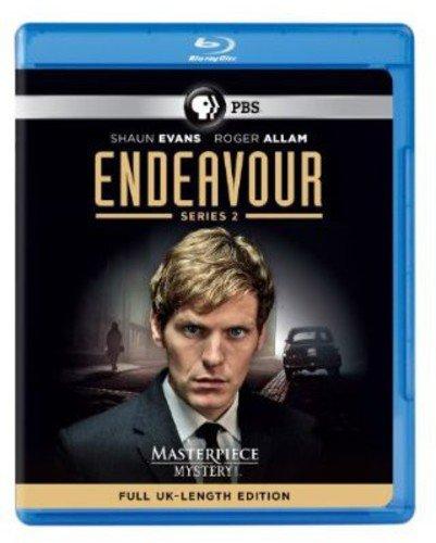 Endeavour(新米刑事モース)Season 2 シーズン2 北米版[Blu-ray][Import]