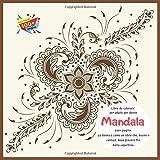 Libro da colorare per adulti per donne Mandala 100+ pagine - La donna è come un libro che, buono o...