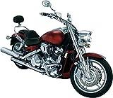Kuryakyn 9461 Pro-R Hypercharger Air Cleaner/Filter for Metric Cruisers: 2002-08 Honda VTX1800 Motorcycles, Chrome