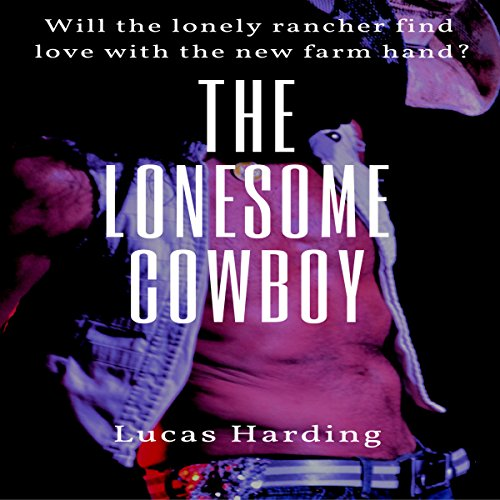 The Lonesome Cowboy audiobook cover art