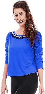 Blusa Gola Fashion Azul