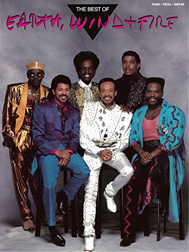 The Best of Earth, Wind & Fire Songbook (English Edition)