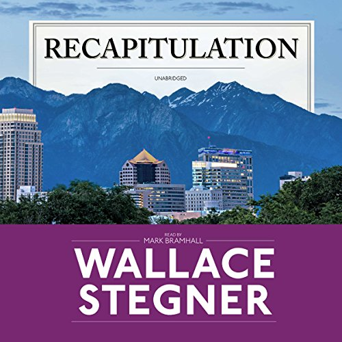 Recapitulation audiobook cover art