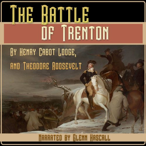 The Battle of Trenton audiobook cover art