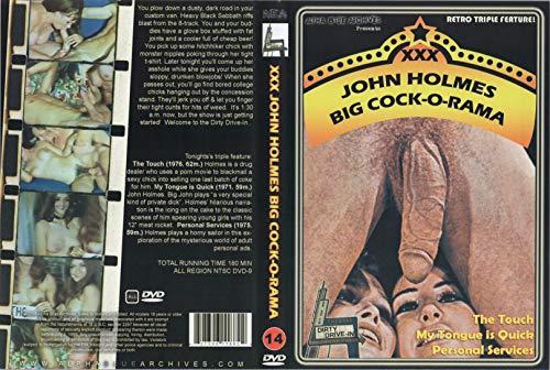 John Holmes Big Cock-O-Rama