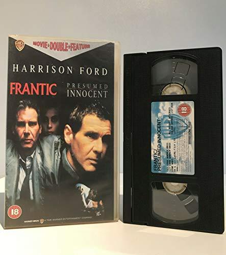 Frantic [Reino Unido] [VHS]