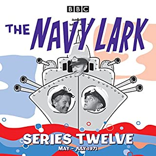 The Navy Lark: Collected Series 12 audiobook cover art