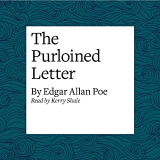 The Purloined Letter audiobook cover art