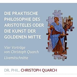 Die praktische Philosophie des Aristoteles Titelbild