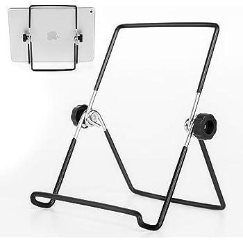 HEYMA タブレットスタンド スマホホルダー 折り畳み式 180°角度調整可能 7-10.1inch iPad/タブレットスタンド Nintendo Switchにも対応