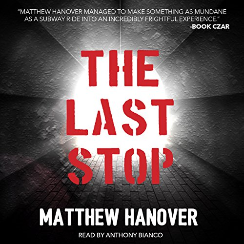 The Last Stop audiobook cover art
