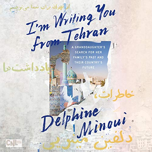 I'm Writing You from Tehran cover art