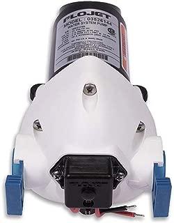 Flojet 03526-144A Triplex Diaphragm Automatic Water System Pump, 2.9 GPM 50 PSI, 12 volt DC by Flojet