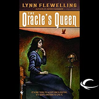 The Oracle's Queen     Tamir Triad, Book 3              By:                                                                                                                                 Lynn Flewelling                               Narrated by:                                                                                                                                 Victor Bevine,                                                                                        Lynn Flewelling                      Length: 18 hrs and 39 mins     529 ratings     Overall 4.4