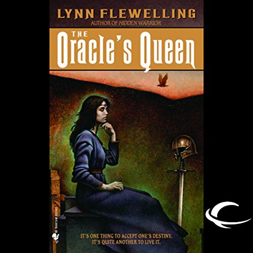 The Oracle's Queen audiobook cover art