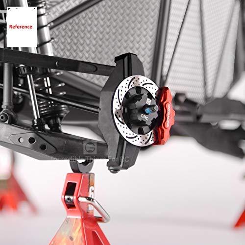 Best Buy! Part & Accessories GRC UDR Wheel Hex Hub Brake Disc Assembly Kit Wheel Rim Brake Disc + Ca...