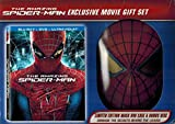 The Amazing Spider-Man Limited Edition Blu-Ray DVD Gift Set with Spidey Mask Case & Bonus Disk