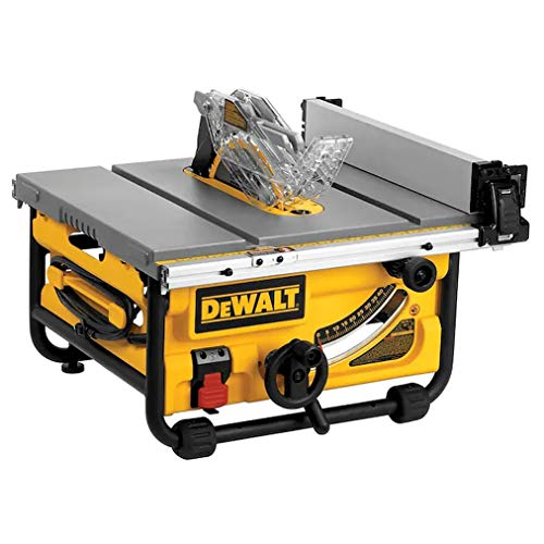 DeWalt DWE7480 10-inch Compact Job Site Table Saw