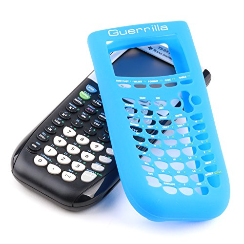 Guerrilla Silicone Case for Texas Instruments TI-84 Plus Graphing Calculator, ( case only) Photo #4