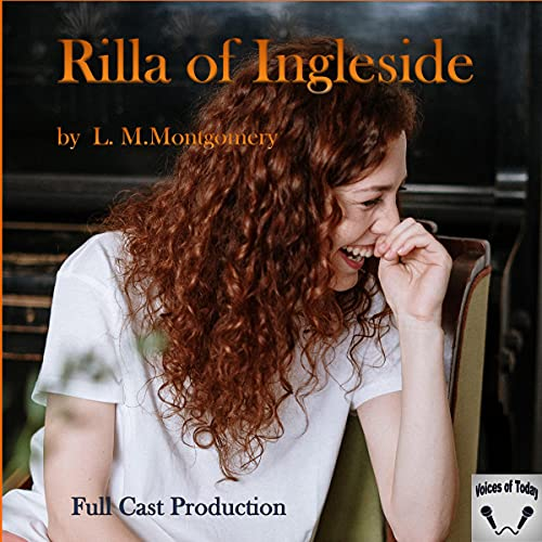 Rilla of Ingleside Audiobook By Lucy Maud Montgomery cover art
