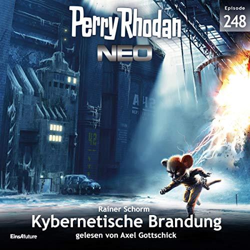 Kybernetische Brandung cover art