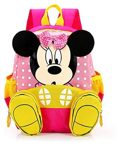 Bolsa de la escuela bolsa de la escuela kindergarten niña pequeña mochila escolar bolsa grand festival guardería niñera elemental escuela guardería regalos de cumpleaños ideas ( Color : Multicolore )
