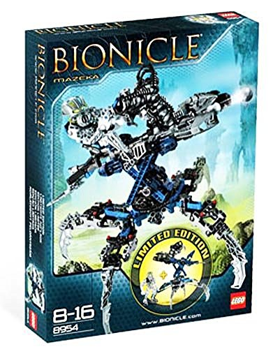 Lego Bionicle Mazeka Limited Edition...