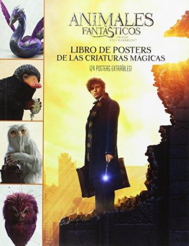 Animales fantásticos. Libro de posters (HARRY POTTER)