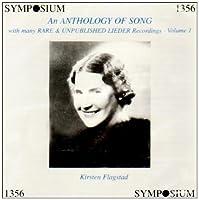 Anthology of Song I