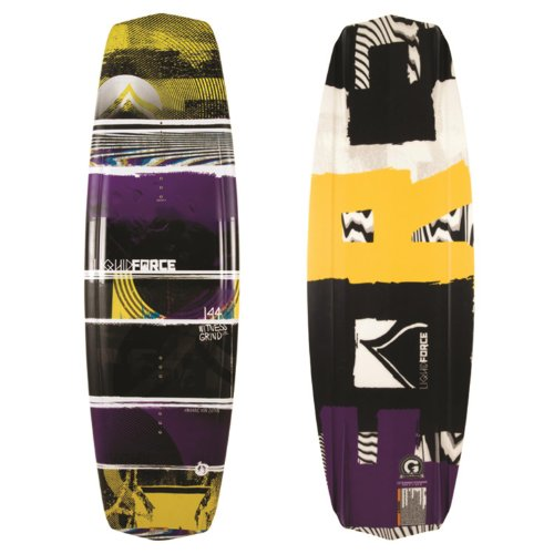 Liquid Force Witness Grind Wakeboard 144 Mens by Liquid Force