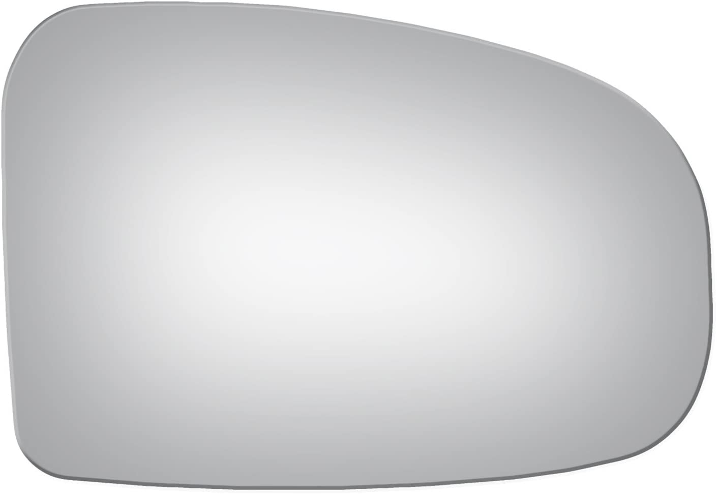 Luxury goods Burco 5398 Max 54% OFF Convex Passenger Side 10 Glass Mirror for Replacement