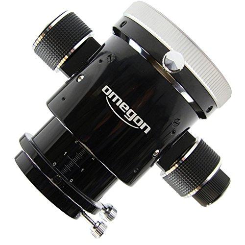 Omegon Tubo telescópico del Ocular Enfocador SC Hybrid Crayford Dual Speed de 2'