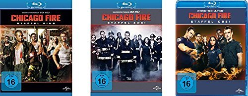 Chicago Fire - Staffel 1-3 [Blu-ray]