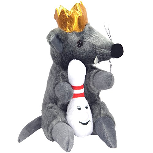 Bowling Kegeln Rattenkönig Maskottschen Pokal Plüschtier