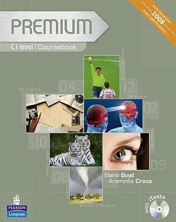 Premium C1 Level Coursebook/Exam Reviser for pack