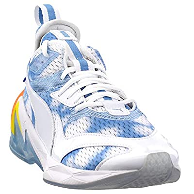 PUMA Mens Lqdcell Origin Drone Day Training Training Sneakers Shoes Casual - Blue,White - Size 10.5 D