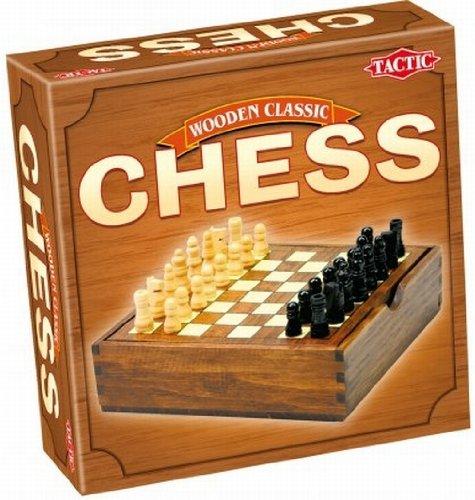 Tactic Games - Juego Completo de ajedrez, 2 Jugadores (Tactic 14024) [Importado]