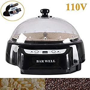 Coffee Roaster Machine Electric 110V (Black)