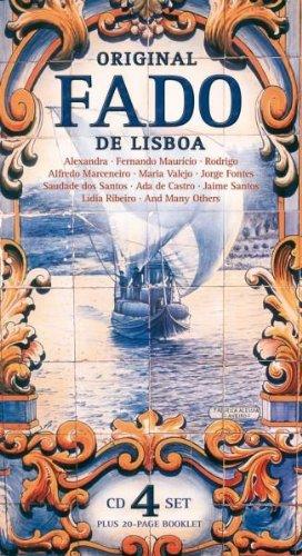 Original Fado de Lisboa 1-Buch