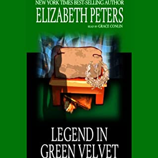 The Legend in Green Velvet cover art