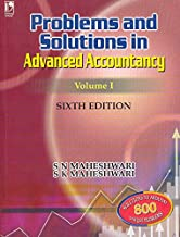 advanced accounting problems and solutions