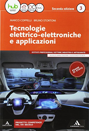 Tecnologie elettrico-elettroniche e applicazioni. Per gli Ist. professionali. Con e-book. Con espansione online (Vol. 3)
