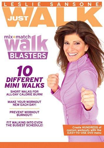Leslie Sansone: Mix & Match Walk Blasters [DVD] [Region 1] [US Import] [NTSC]